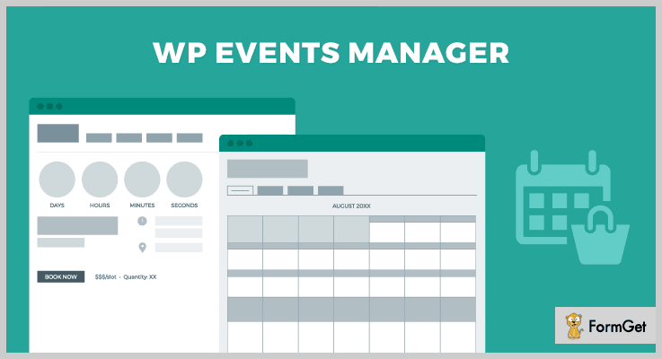 WP Events Manager Event Manager WordPress Plugin