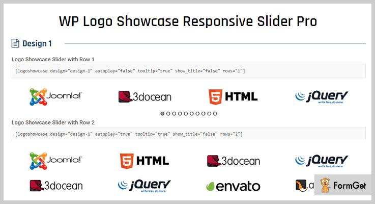 WP Logo Showcase Responsive Logo Slider WordPress Plugin