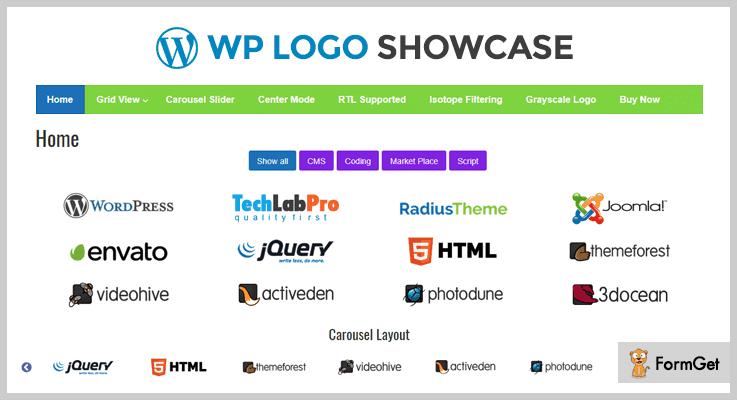 WP Logo Showcase Logo Slider WordPress Plugin
