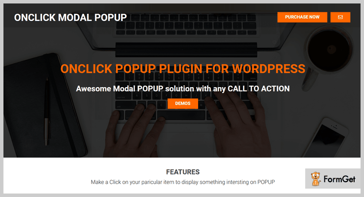 WP Onclick Modal Onclick Popup WordPress Plugin