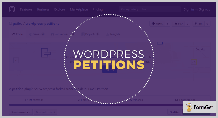 WP Petitions WordPress Petition Plugin