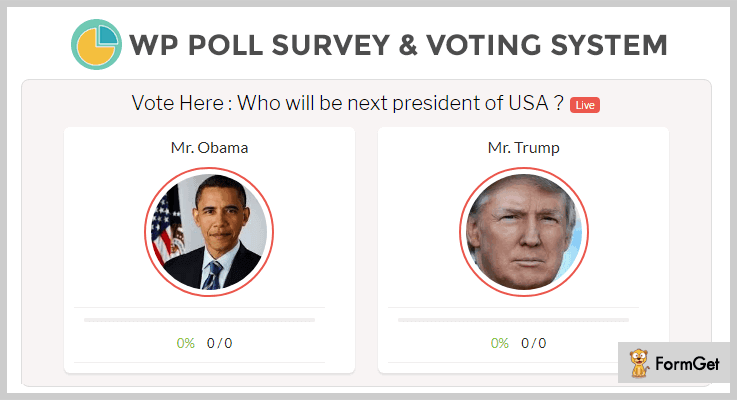 WP Poll WordPress Election Plugin