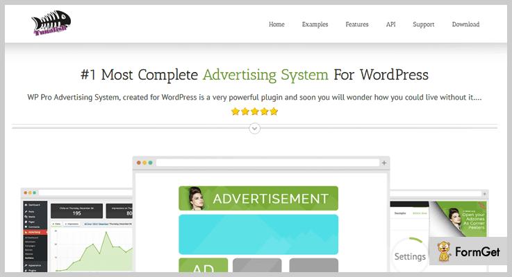 WP Pro Advertising System AdSense WordPress Plugin