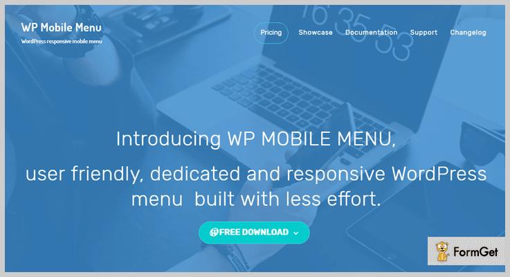 WP Mobile Menu Mobile Menu WordPress Plugin
