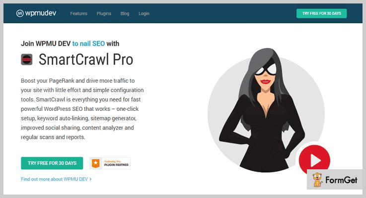 SmartCrawl Pro WordPress SEO
