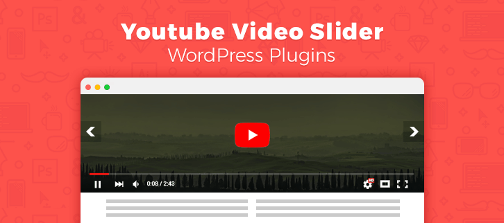 Youtube Video Slider WordPress Plugins