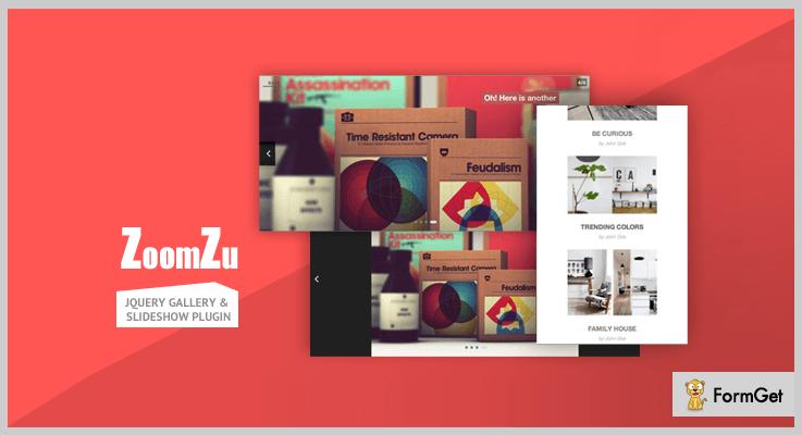 ZoomZu jQuery Slideshow Plugin