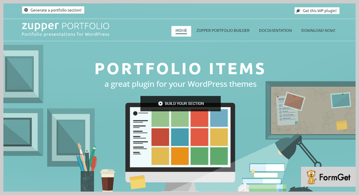 Zupper Portfolio WordPress Excerpt Plugin