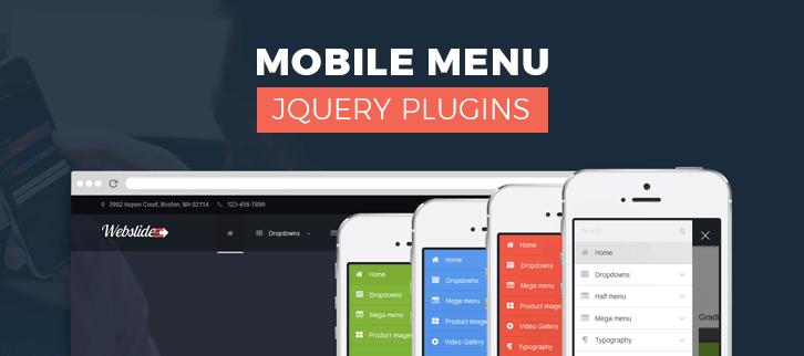 Mobile MenujQueryPlugins