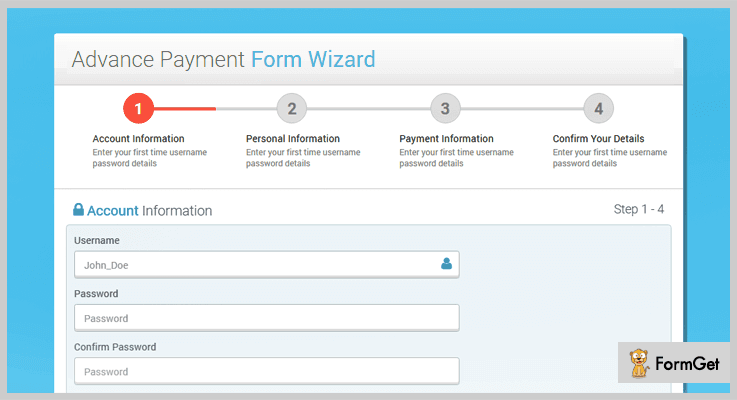 Multi Step Form Wizard jQuery Validation jQuery Form Wizard Plugins