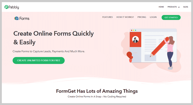Pabbly Ultimate Form Automation Software