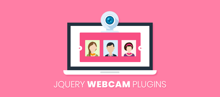 jQuery Webcam Plugins
