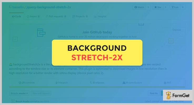 backgroundStretch2x Retina Display jQuery Plugin