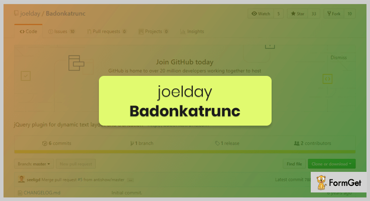 Badonkatrunc jQuery Text Truncating Plugin