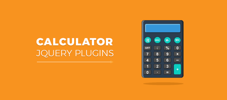 Calculator jQuery Plugins