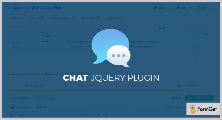 Chat jQuery Chat Plugin