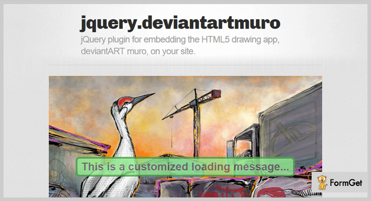 deviantART muro jQuery Drawing Plugin