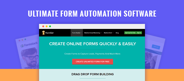 Ultimate Form Automation Software