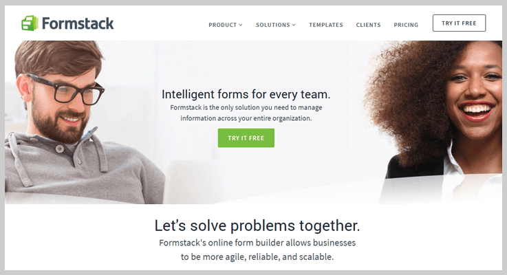 Form Stack Ultimate Form Automation Software