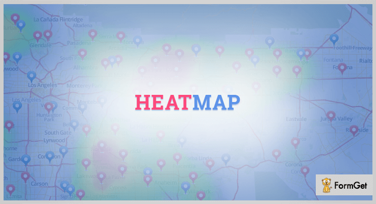 Heatmap jQuery Plugin