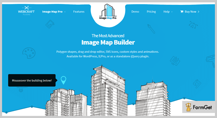 Image Map Pro jQuery Image Map Plugins