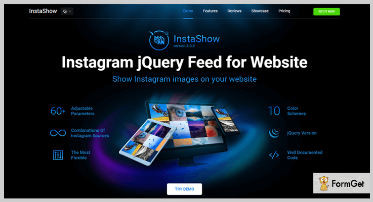 Instagram Feed jQuery Plugin