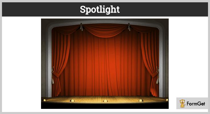 jQuery Animations Spotlight jQuery Plugin