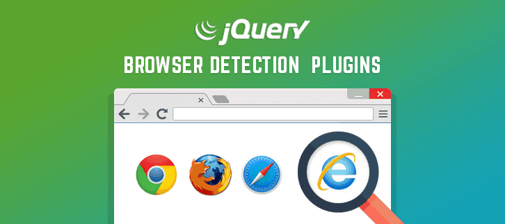 jQuery Browser Detection Plugins