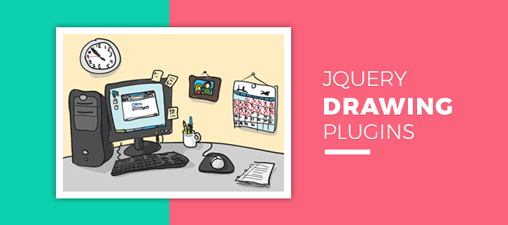 jQuery Drawing Plugins