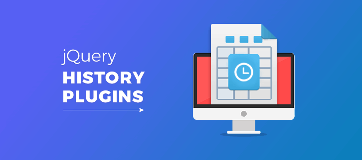 jQuery History Plugins