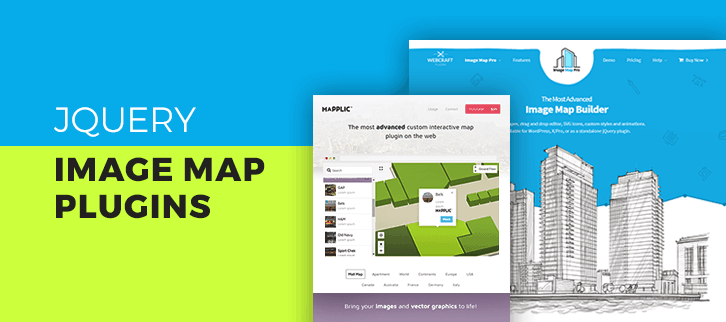 jQuery Image Map Plugins