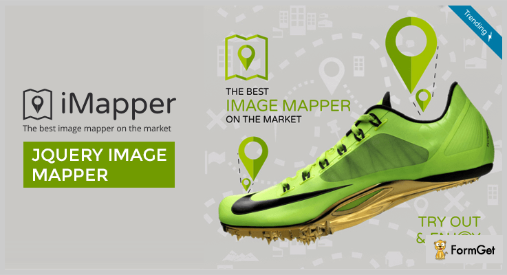 iMapper jQuery Image Map Plugins