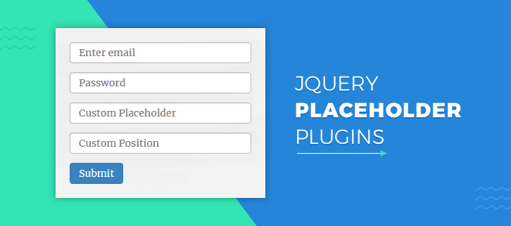 jQuery Placeholder PLugins