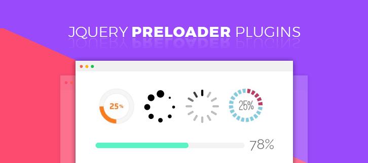jQuery Preloader Plugins