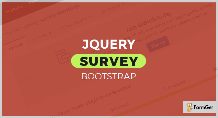 jQuery Survey Bootstrap Survey jQuery Plugins