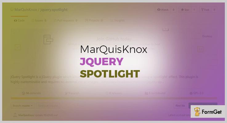 jQuery.spotlight jQuery plugin