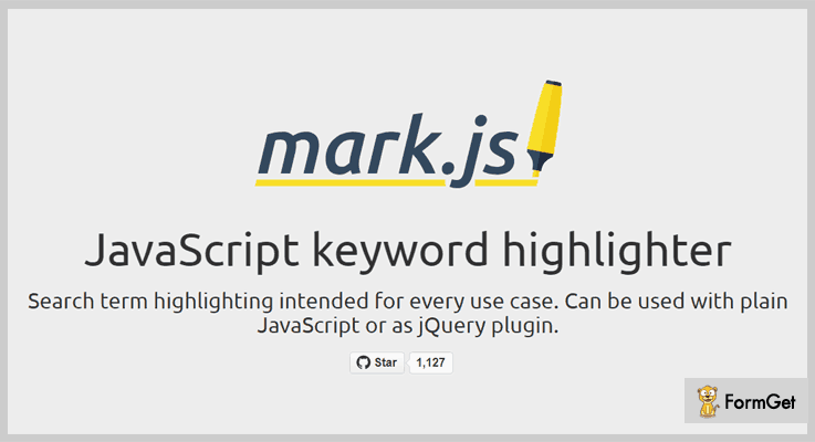 Mark JS jQuery Text Highlighter Plugin