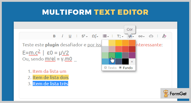 Multiform Text Editor jQuery Wysiwyg Plugin