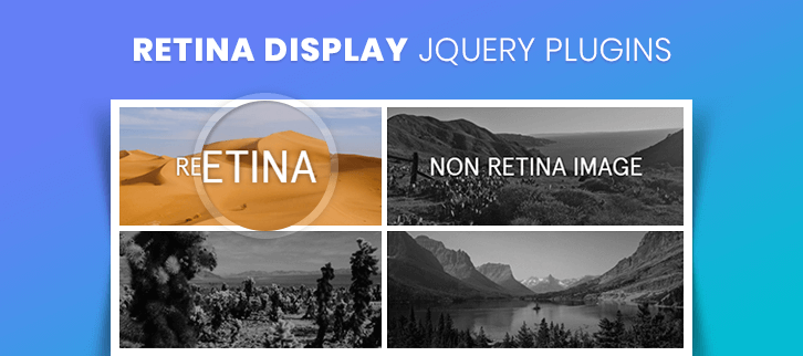5+ Retina Display jQuery Plugins 2019 (Free and Paid)