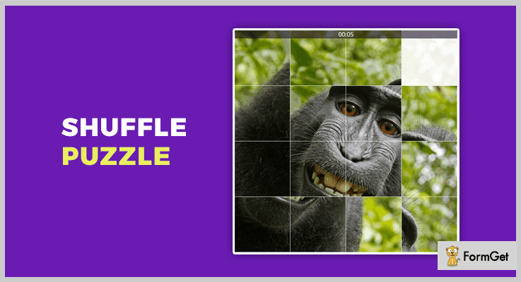 Shuffle Puzzle jQuery Game Plugin