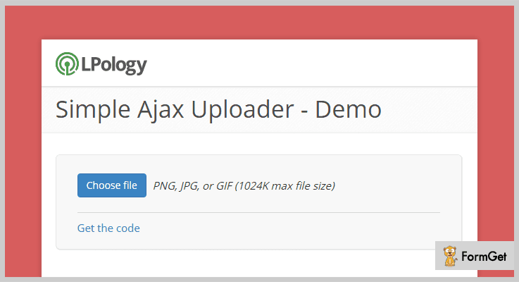 Simple Ajax Uploader jQuery Ajax File Upload Plugin