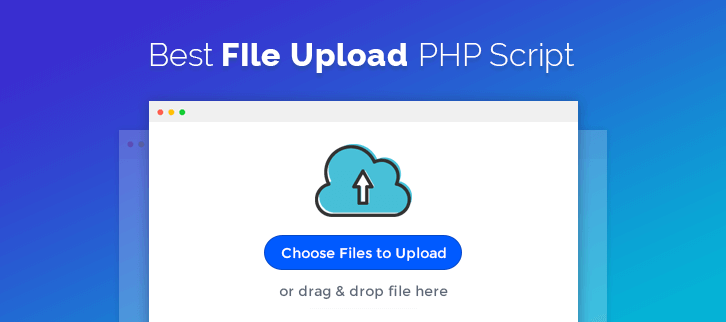 4+ High Rated File Upload PHP Script 2018