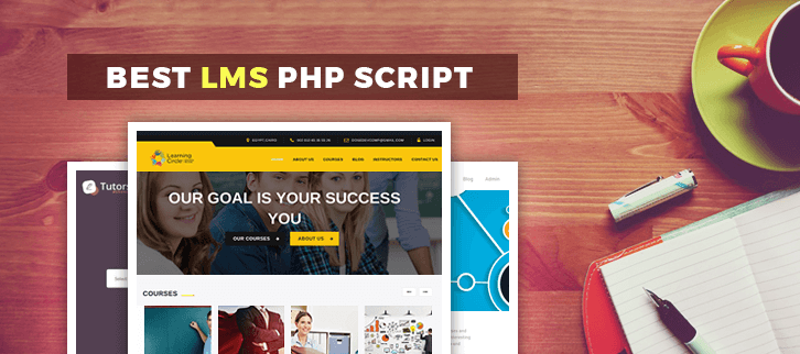 """Learning Management System PHP Script"