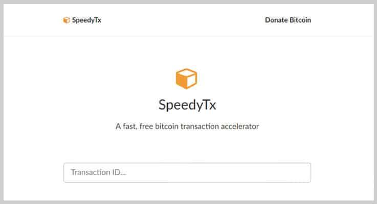 Bitcoin Transaction Accelerator Bitcoin PHP Script