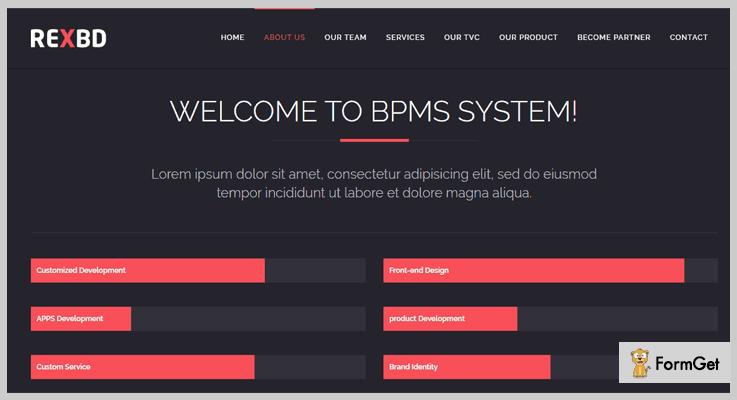 BPMS Business Portfolio Management System Portfolio PHP Script