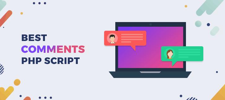Comments PHP Script