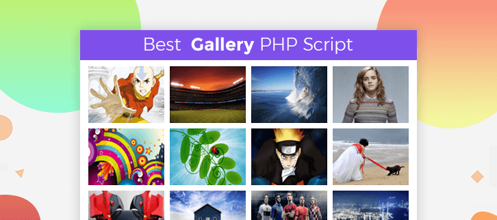 Gallery PHP Script