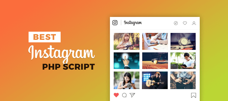 Instagram PHP Script