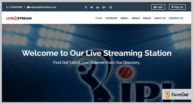 LetsPlay Online Radio PHP Script