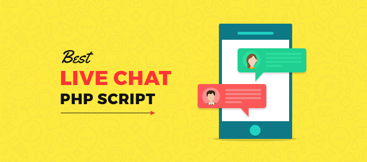 Live Chat PHP Script